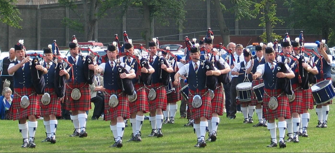Highlands games Perth