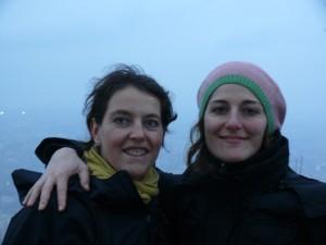 Myriam et Stephanie