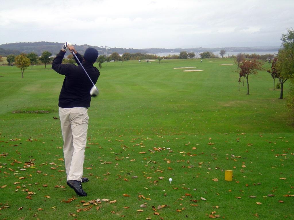 golf ecosse