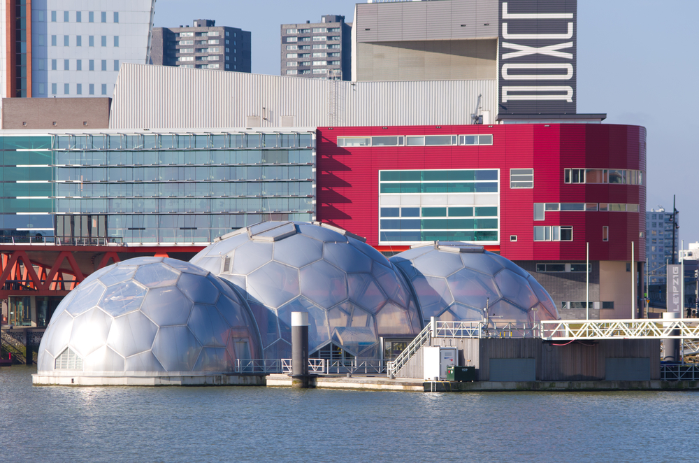 rotterdam floating houses