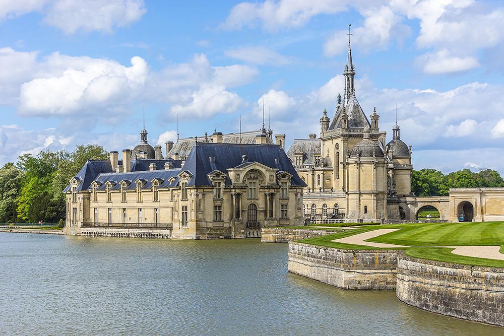 Homelink france visitez les plus beaux ch teaux de france avec homelink - Les plus beaux jardins des chateaux de la loire ...