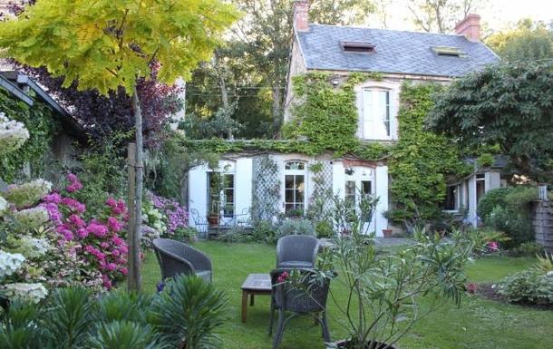 Maison avec jardin en Normandie pour l'été
